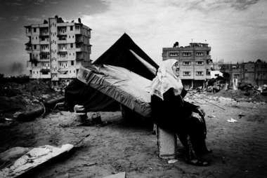 Gaza, was it worth a war. Arte, Richard Bonnet.